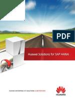 SAP HANA Appliance Brochure