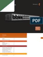 Broadcast Converter Manual