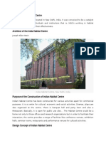 Design of India Habitat Centre 2.docx