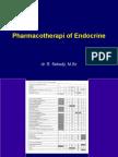 5 - Pharmacotherapi of Endocrine