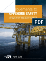 Improvements to Offshore Safety Report