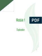 Module 1 2012