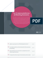 Las 10 Mejores Plataformas de Marketing Automationores Plataformas de Marketing Automation