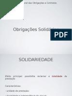 obrigações Solidarias