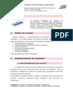 Roteiro Pratica Sigadmin UFPE