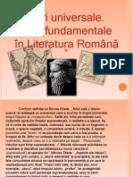 Mituri universale-Miturile fundamentale ale lit. romane.pdf