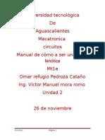 Manual Placa Fenolica