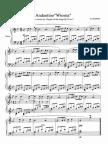 Andantino Chopin