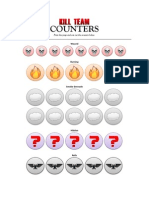 Kill Team Counters