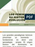 Los Feminismos