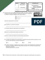 6 Teste a Equações 2011 (1)