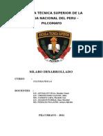 SILABUS DESARROLLADO CULTURA FISICA I.doc