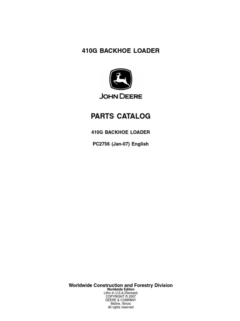 Wiring Diagram For A 410g Backhoe Free Download 580c Case Picture
