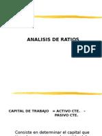 Analisis de Ratios