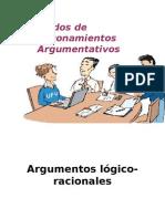 Modos de Razonamiento Argumentativo(Final)