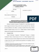 Datatreasury Corporation v. Wells Fargo & Company et al - Document No. 247