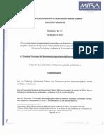 Res. 111 CNE de 30 de junio del 2015