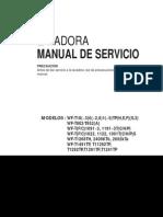 Wf t1125tp (Lavadora)