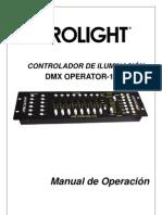 PROLIGHT DMX 1216