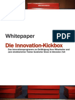 innovation-kickbox - whitepaper by mak3it