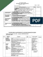 Planificare Educatie Plastica III 20122013