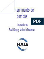 Mantenimiento Para Bombas Hale