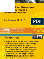 Legal Formal Nakes-Pasien Dan Informed Consent