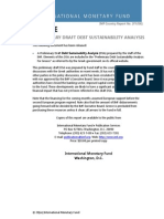 IMF Greek Sustainabnility Analysis