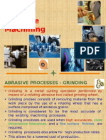 Unit IV-Abrasives and Grinding