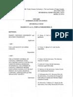 TWU v LSUC - Ontario Divisional Court Decision