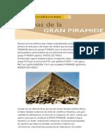 Muchos Son Los Misterios Que Rodean a Las Pirámides