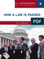 How a Law Is Passed