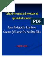 Tehnici Ortezare Protezare Botez_sirbu