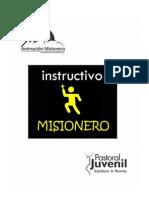 Instructivo Misionero