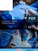 Sonicision System Product Manual