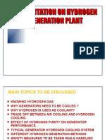 Presentation of h2 Generation Plant