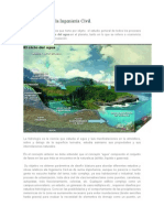 La Hidrología y La Ingeniería Civil