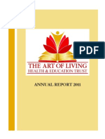 AOLHET 2011 Annual Report