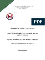 0 PORTADA PRIMER PARCIAL MERCADOS E INSTITUCIONES FINAN.docx