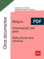 ESTRUCTURA ECONOMICA BELGICA
