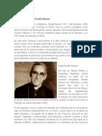 Bibliografía de Óscar Arnulfo Romero