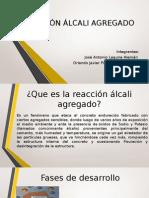 REACCIÓN-ÁLCALIS-AGREGADOexpo