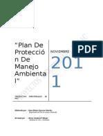 Plan de Proteccion de Manejo Ambiental[2]