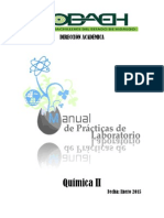 Manual Quimica II Enero 2015