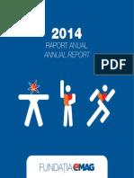 Fundatia EMAG Raport Anual 2014