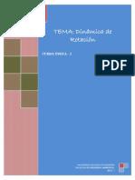 Informe Dinamica de Rotacion