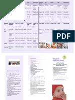 July - September 2015 Activities