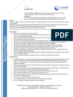 White Paper 34 ISO 9001-2015 and ISO 14001-2015
