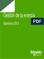 Gestion de Energia SE