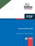 m) Informe de Avances Plan Aysén(1)